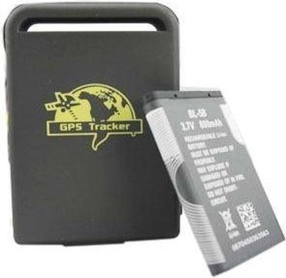 Mini GPS Tracker Volgsysteem Voor Kind / Auto / Motor / Brommer / Fiets