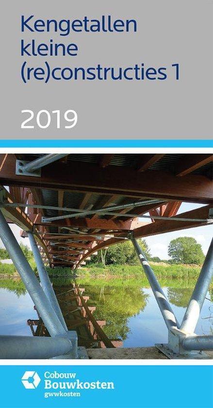 Kengetallen kleine (re)constructies 1 2019 - none |
