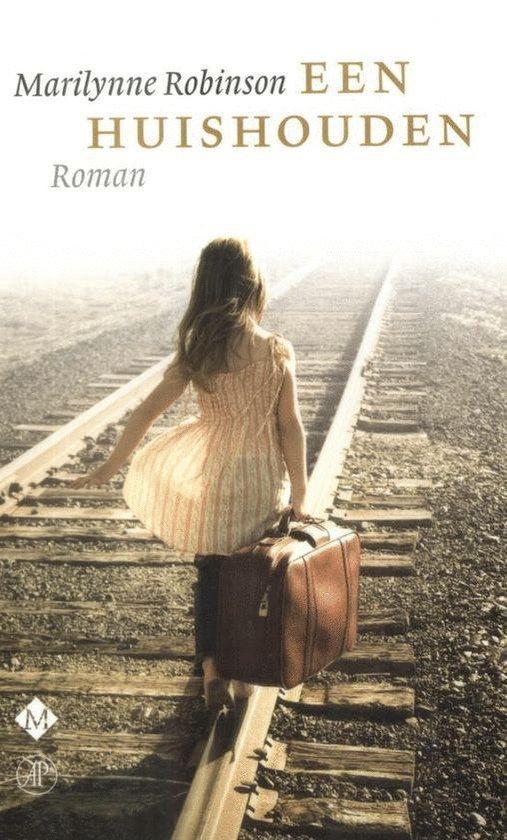 Boek cover Een huishouden van Marilynne Robinson (Paperback)