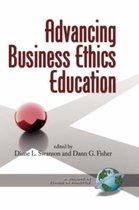 Boek cover Advancing Business Ethics Education van Diane L Swanson
