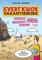 Evert kwok 2016. vakantie boek