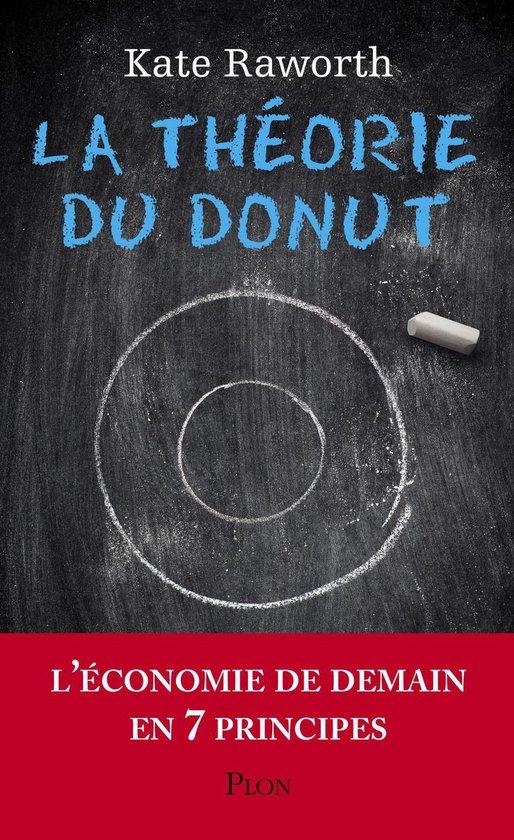 Boek cover La Théorie du donut van Kate Raworth (Onbekend)