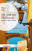 Omslag Ein Jahr auf Mallorca