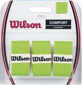 Wilson Grip - groen 3-pack