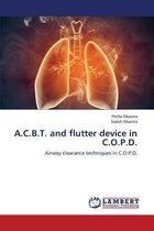 A.C.B.T. and Flutter Device in C.O.P.D.
