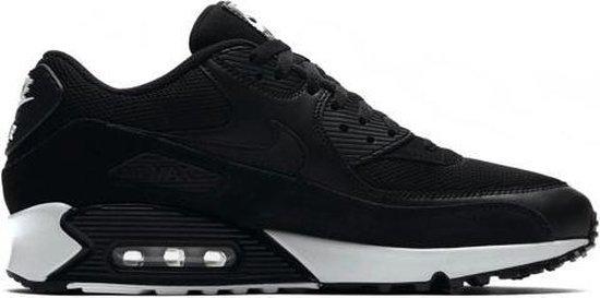 | Nike Air Max 90 Essential Black Black White