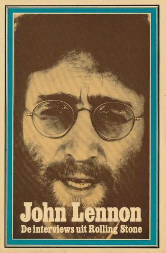 John lennon de interviews rolling stone - Wenner  