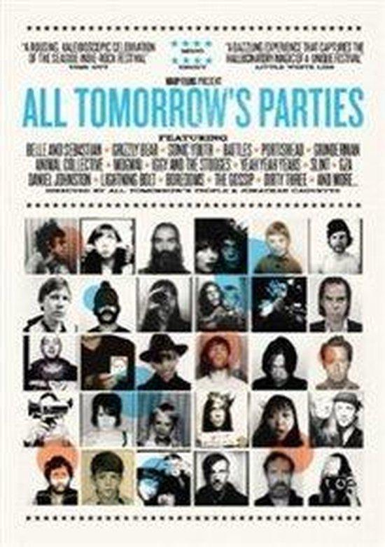 Cover van de film 'All Tomorrow's Parties'