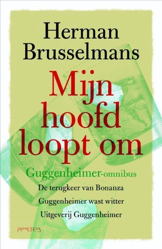 Mijn hoofd loopt om - Herman Brusselmans |