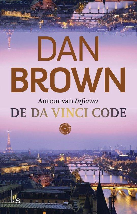Boek cover De Da Vinci Code van Dan Brown (Onbekend)
