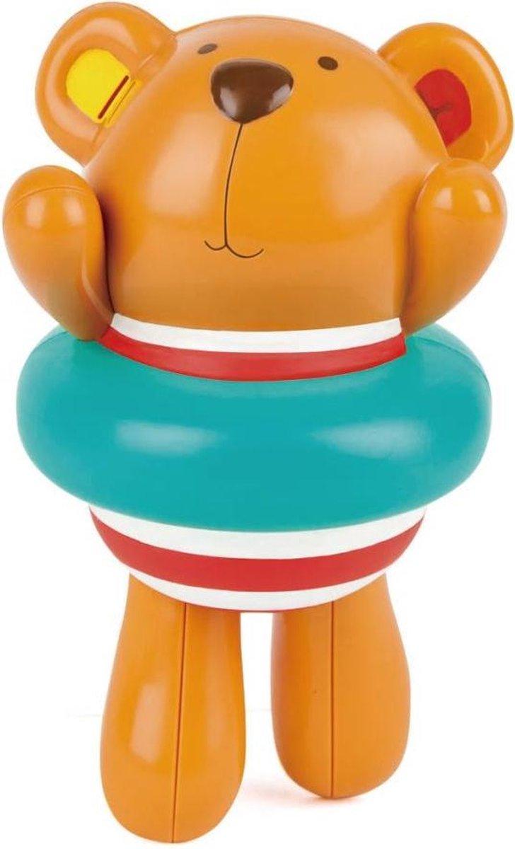 Hape Opwindbaar zwemmend teddybeertje E0204