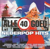 Various - alle 40 goed - nederpop hits