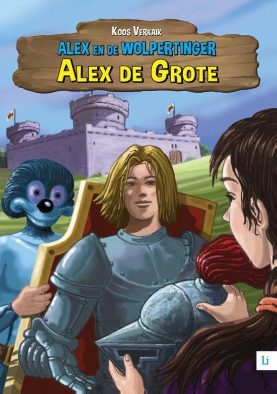 Alex en de Wolperting - Alex de Grote