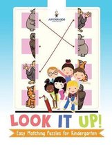 Look It Up! Easy Matching Puzzles for Kindergarten