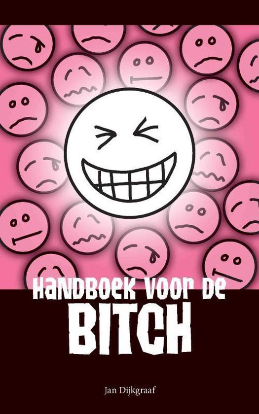 Boek cover Handboek voor de bitch van Jan Dijkgraaf (Paperback)