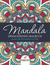 Mandala Erwachsenen-Malbuch