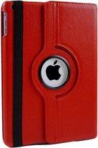 Apple iPad 2/3/4 cover draaibare hoes rood. Merk Jantje Splinter
