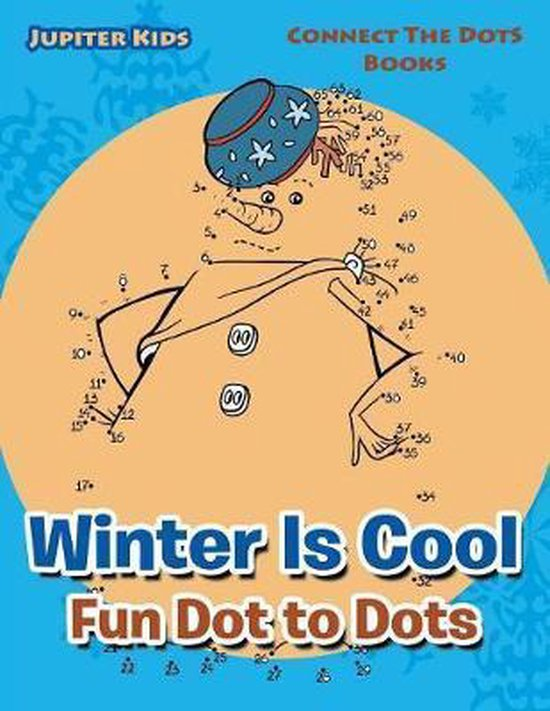 Winter Is Cool Fun Dot to Dots