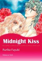 Omslag MIDNIGHT KISS (Harlequin Comics)