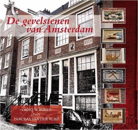 De gevelstenen van Amsterdam / druk 1