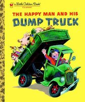 Happy Man and His Dump Truck