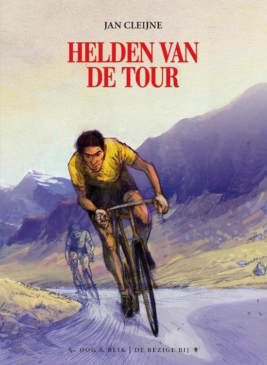 Helden van de Tour - Jan Cleijne  