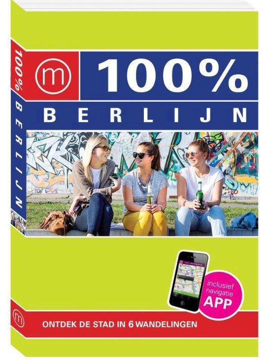 100% stedengidsen - 100% Berlijn - Petra de Hamer  