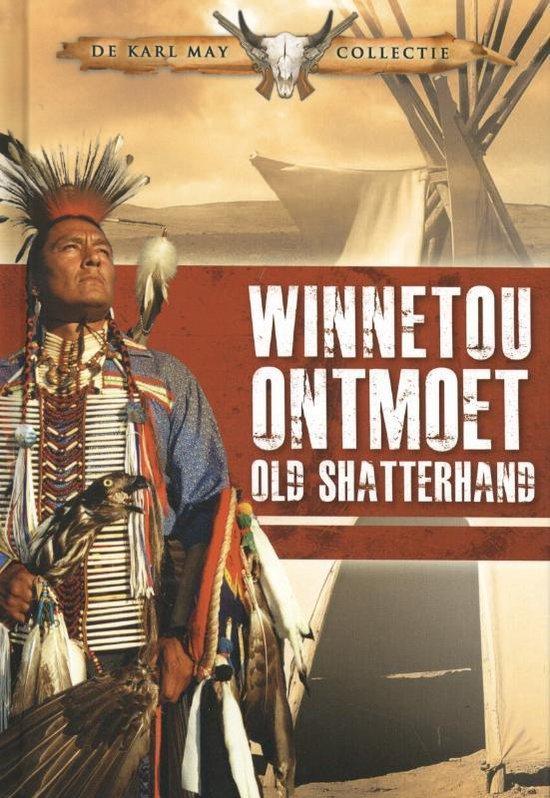 Winnetou ontmoet Old Shatterhand - Karl May |