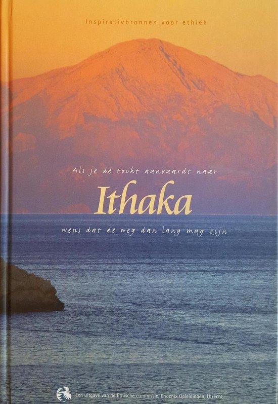 Boek cover Ithaka van Wibe Veenbaas (Hardcover)