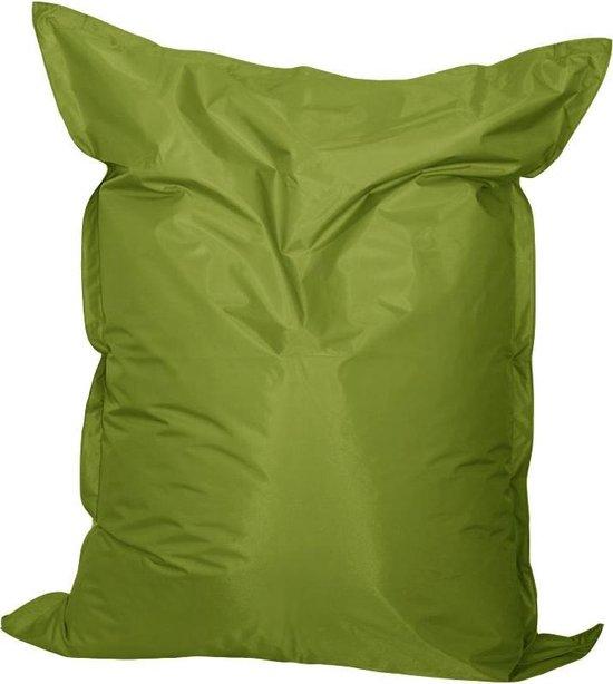 Zitzak Nylon Lente Groen maat 140x170  cm