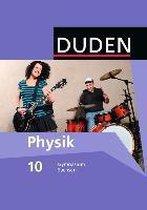 Duden Physik 10. Schuljahr. Schülerbuch Gymnasium Sachsen