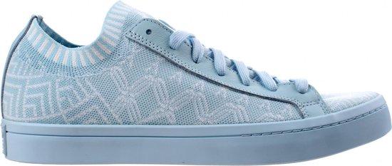 Adidas Sneakers Court Vantage Pk Lichtblauw Heren Maat 36 2/3
