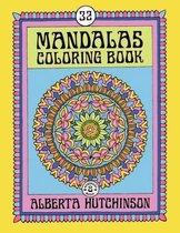 Mandalas Coloring Book No. 8