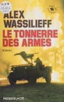 Boek cover Le Tonnerre des armes van Alex Wassilieff