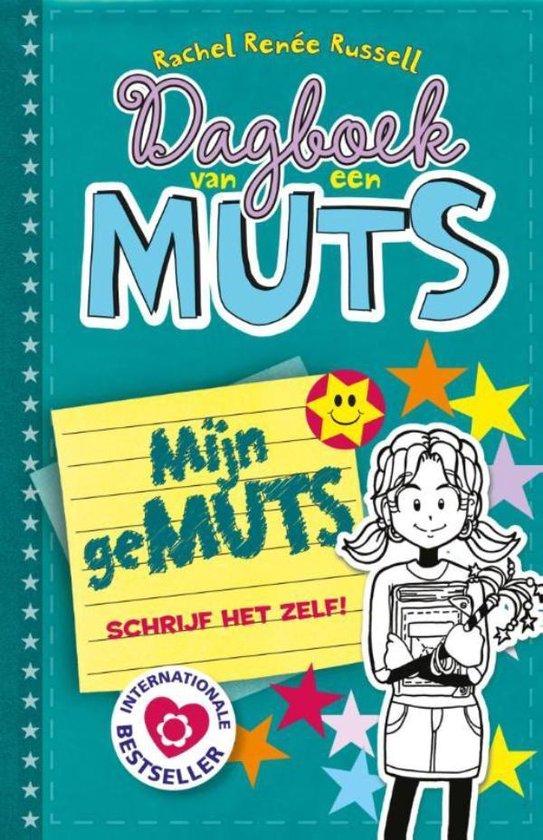 Boekomslag voor Dagboek van een muts 3 1/2 - Mijn gemuts