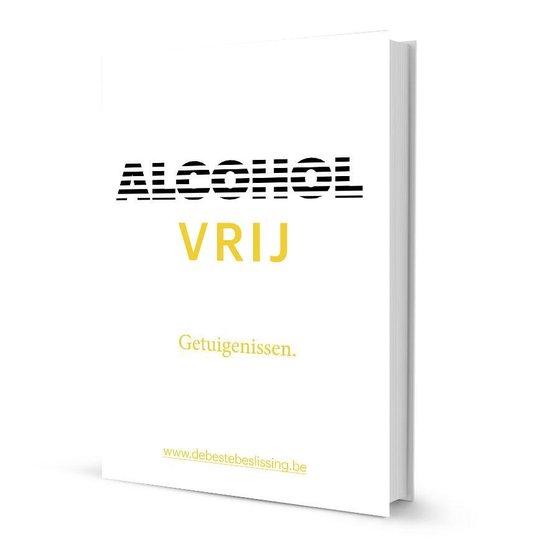 Boek cover Alcohol vrij van Michael Niclaus (Onbekend)