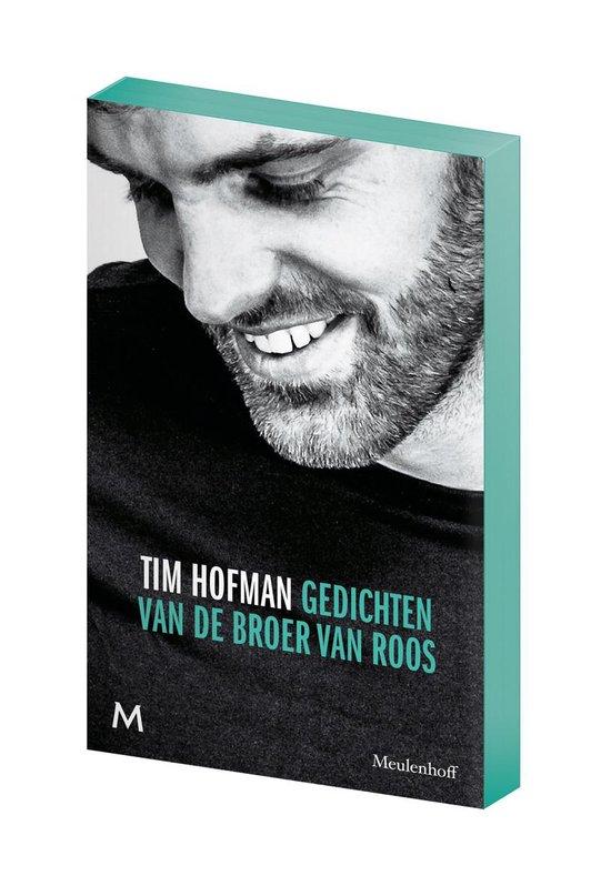 Boek cover Gedichten van de broer van Roos van Tim Hofman (Paperback)
