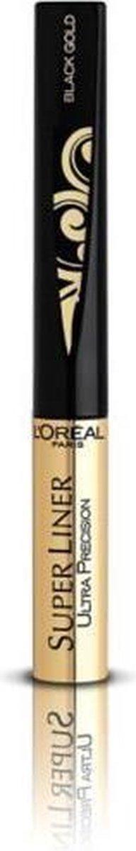 L'Oréal Paris Paris Super Liner Ultra Precision Eyeliner - Black Gold - L'Oréal Paris