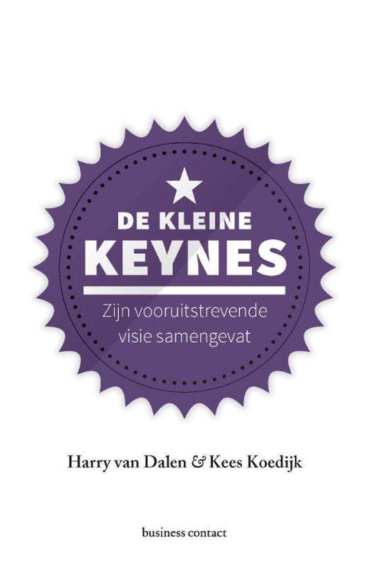 Afbeelding van Kleine boekjes - grote inzichten - De kleine Keynes