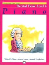 Alfred's Basic Piano Library Recital Book, Bk 4