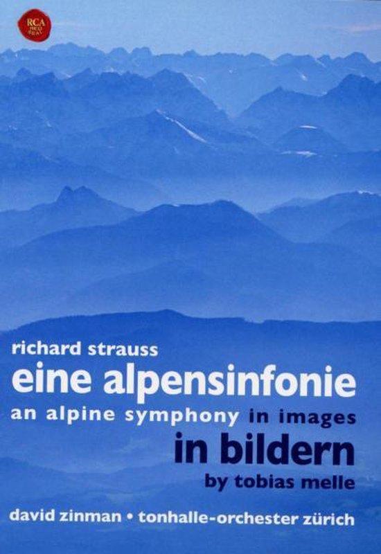 Cover van de film 'An Alpine Symphony In Images'