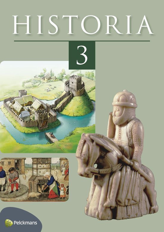 Historia 3 infoboek - none | Fthsonline.com