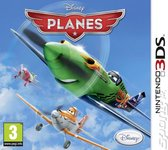 Disney Planes - 2DS + 3DS