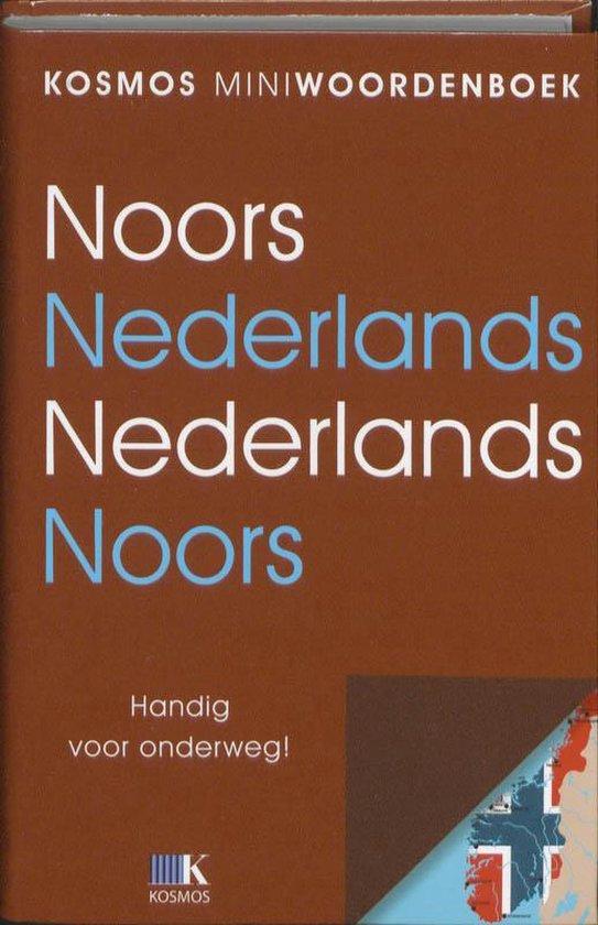 Noors - Nederlands / Nederlands - Noors - Onbekend |
