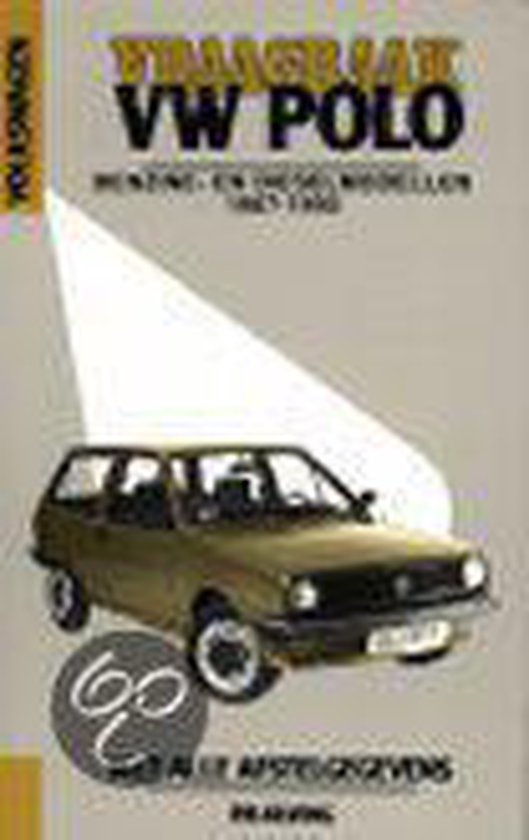 Vraagbaak Volkswagen Polo - Olving  