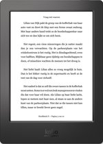 Kobo Aura H2O edition 1 Refurbished e-reader - Zwart