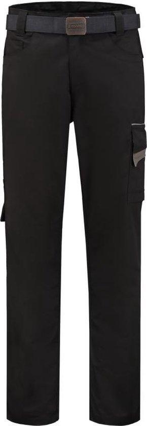 Workman Utility Pants - 4065 zwart / grijs - Maat 64