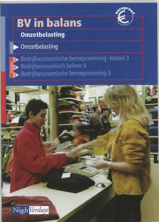 BV in balans Omzetbelasting - J. Mastenbroek-Penninga pdf epub
