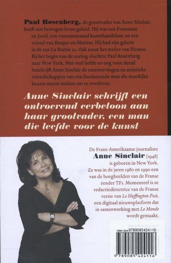 Rue la boetie 21 - Anne Sinclair | Fthsonline.com