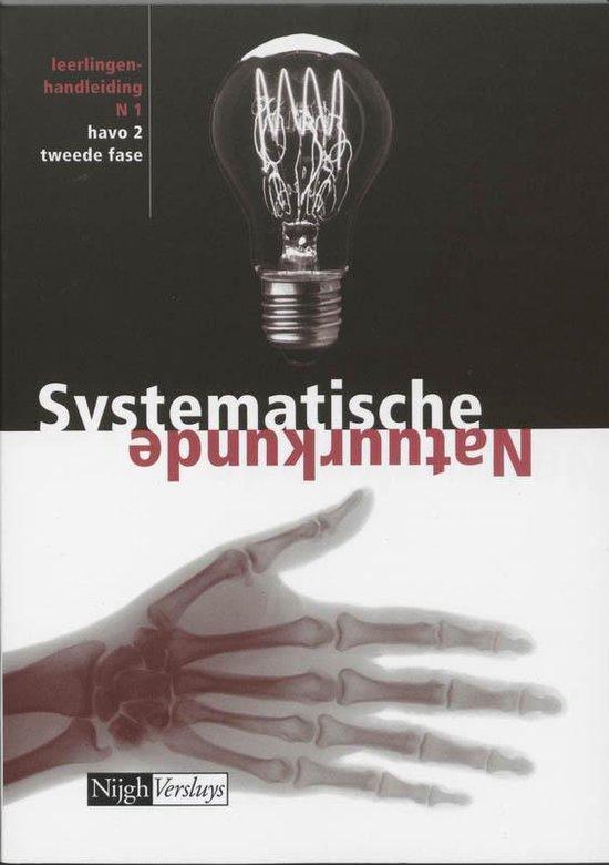 Systematische Natuurkunde / N1-2 Havo / Deel Leerlingenboek - J.W. Drijver |